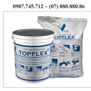 vật liệu chống thấm TOPFLEX vật liệu chống thấm TOPFLEX