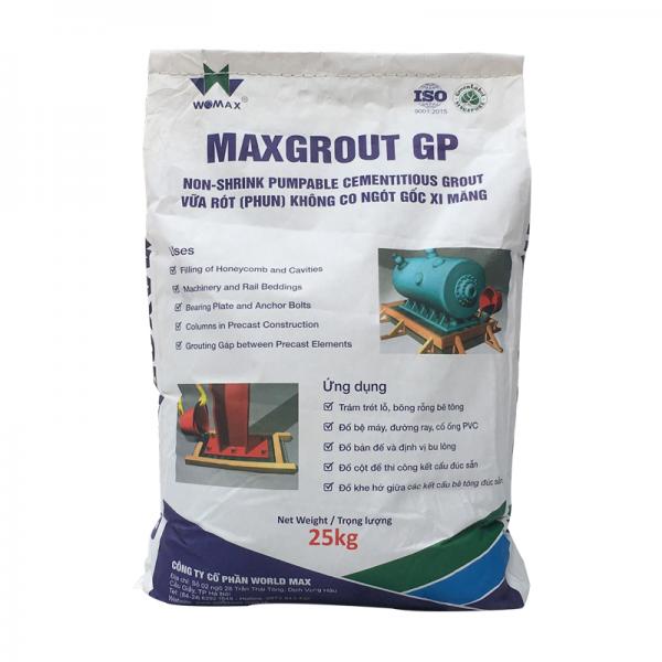 maxgrout gp